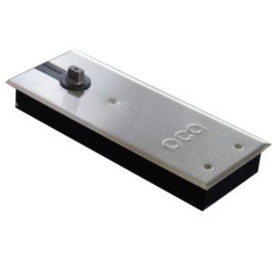 Доводчик дверной напольный с фиксацией 90 градусов BTS840 купить