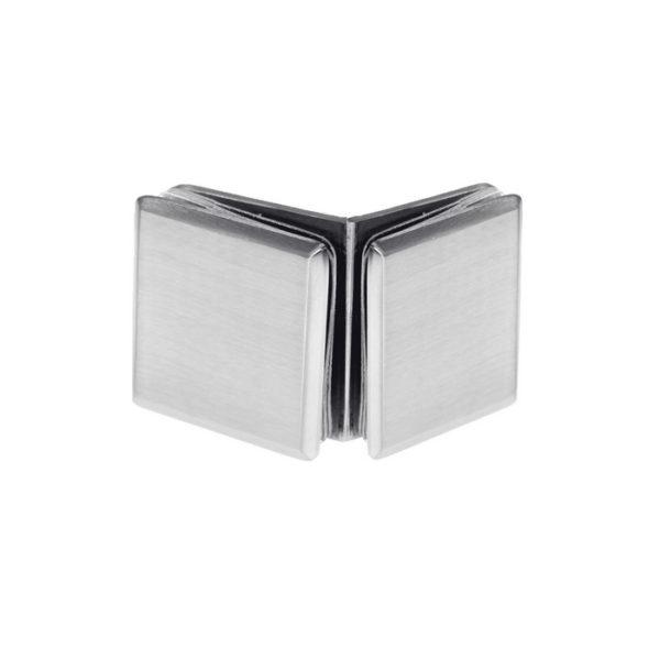 Купить коннектор для крепления стекла стекло-стекло 90 градусов GC05