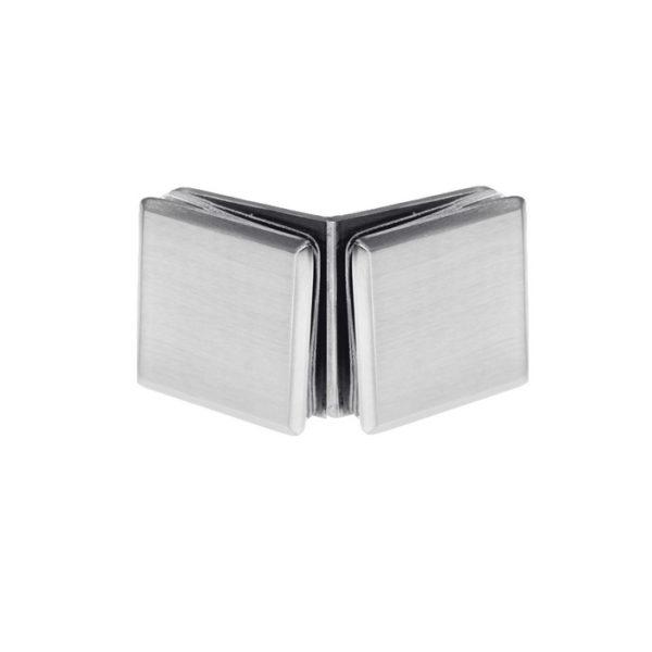 Коннектор для крепления стекла 135 градусов стекло-стекло PCAGC06