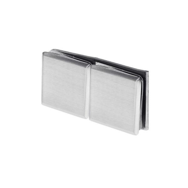 Коннектор для крепления стекла 180 градусов стекло-стекло PCA GC07