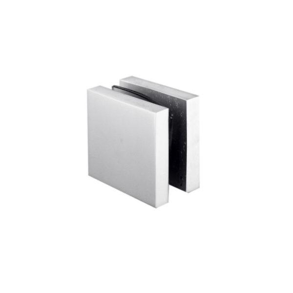 Коннектор для крепления стекла стена-стекло цельнолитой PCA GC19