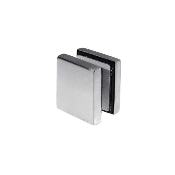 Коннектор для крепления стекла стена-стекло цельнолитой PCA GC19B