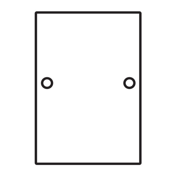 Торцевая заглушка GM01AEC