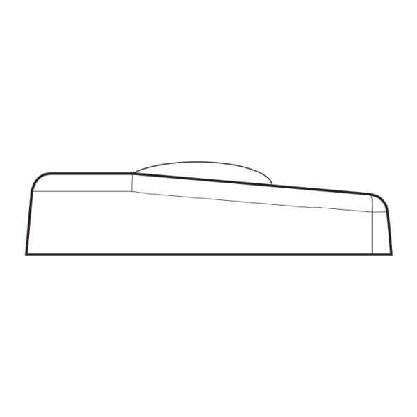 Уплотнительная резина для перил GM01SF-16 | GM01SF-20