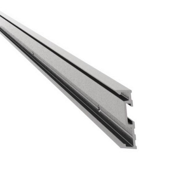 Профиль корректирующий для L-образной и Z-образной алюминиевой коробки GT11B