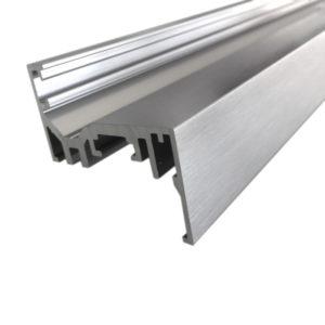 Комплект Z-образной алюминиевой дверной коробки для стеклянных дверей GT13