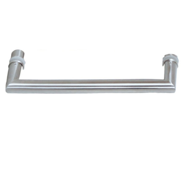 Дверная ручка с полотенце-держателем круглого сечения HS05