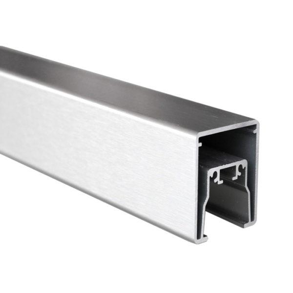купить поручень для лестничных ограждений с LED освещением K002