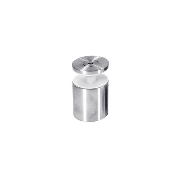 Купить точечное крепление для ограждений из стекла диаметр 48 мм PCA AN04-316