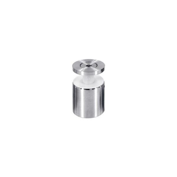 Точечное крепление для стеклянных ограждений диаметр 38 мм отступ 40 мм PCA AN07