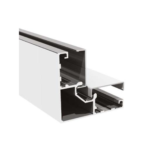 Алюминиевый угловой профиль вертикальной опорной стойки, GG08-C