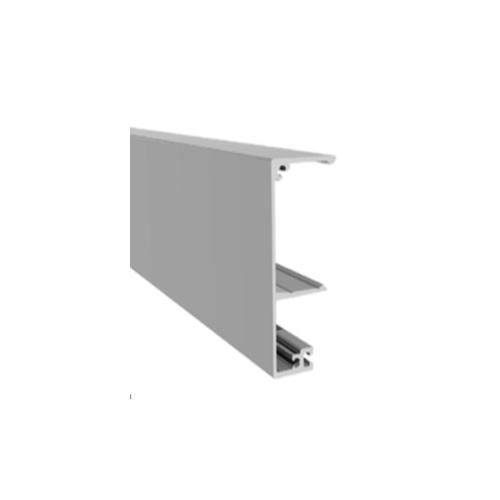 Профиль алюминиевый раздвижной системы, GT15-5