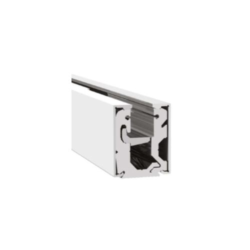 Зажимной алюминиевый профиль для перегородок, GG07