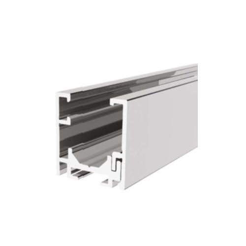 Двухкомпонентный алюминиевый профиль для перегородок, GG12